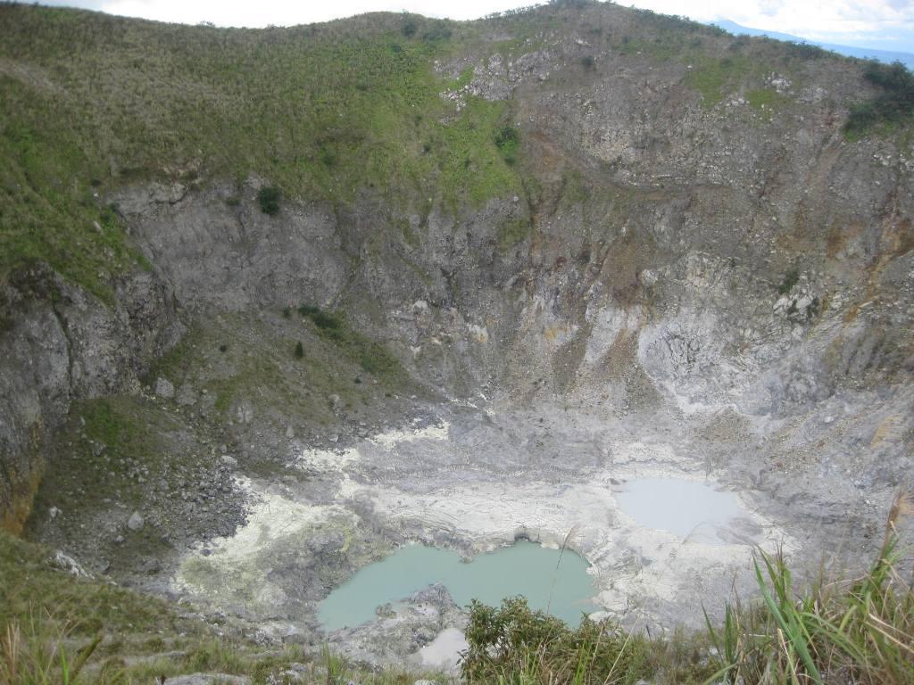 Video Wisata Gunung Mahawu, Tomohon
