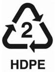 hdpe 2 Arti Simbol Kode Segitiga Pada Kemasan Plastik