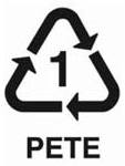 pete 1 Arti Simbol Kode Segitiga Pada Kemasan Plastik