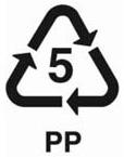 pp 5 Arti Simbol Kode Segitiga Pada Kemasan Plastik