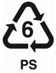 ps 6 Arti Simbol Kode Segitiga Pada Kemasan Plastik